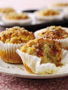 cheese-tomato-oat-muffins