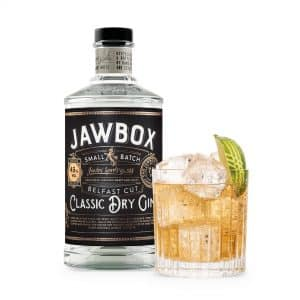 446061 JAWBOX & GINGER WITH BOTTLE