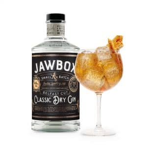 446061 JAWBOX & HONEYCOMB WITH BOTTLE