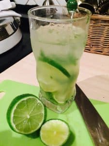May Day Mojito