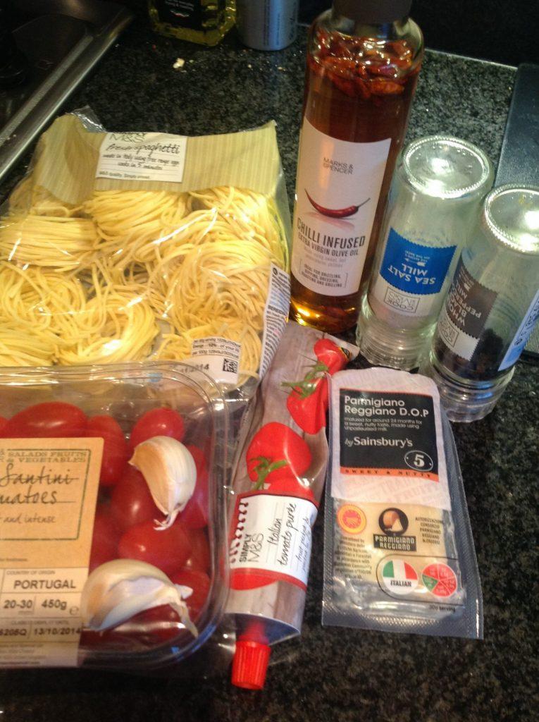 AMAZINGLY simple & fabulous Spaghetti