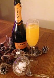 Bubbly Bellini