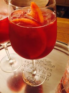 Posh Bird Sangria