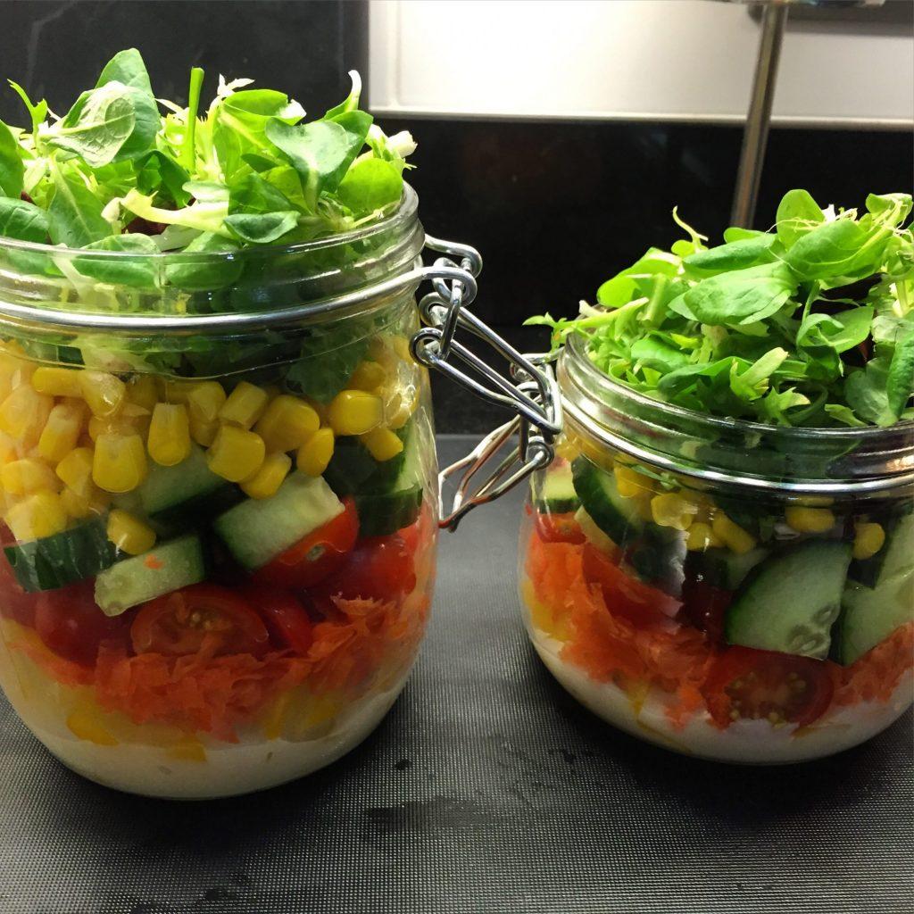 Mason Jar Salads - Tips & Ideas