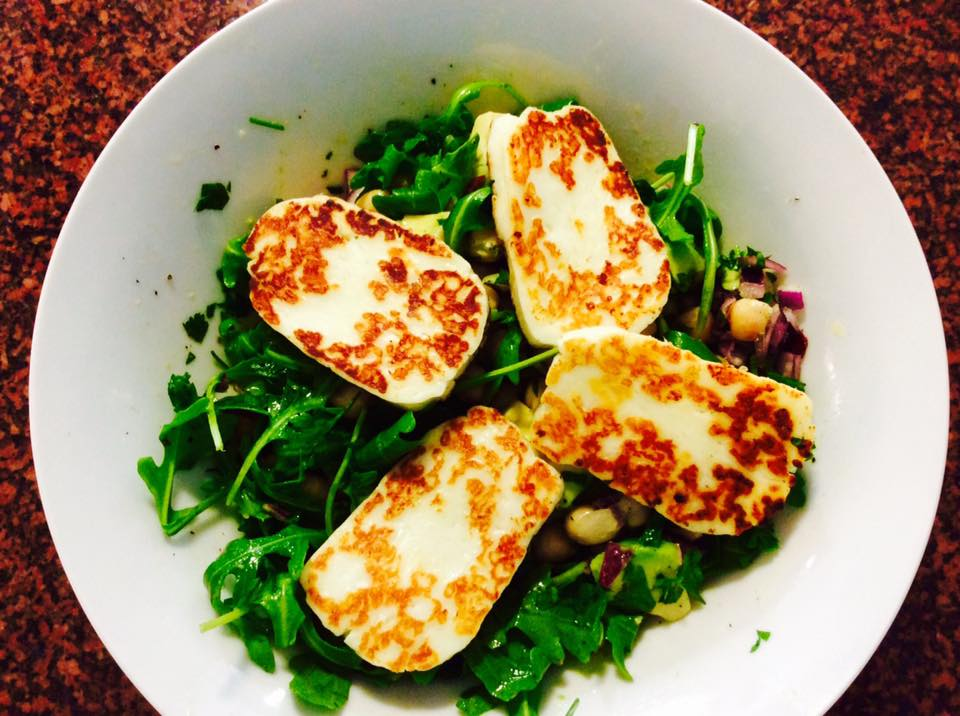 Halloumi .... all hail the Halloumi