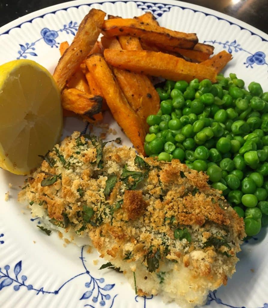 Skinny Fish & Chips