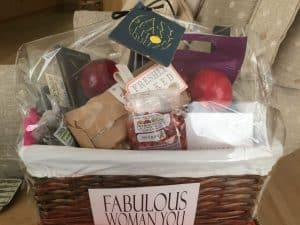 Make Hampers for Christmas Presents