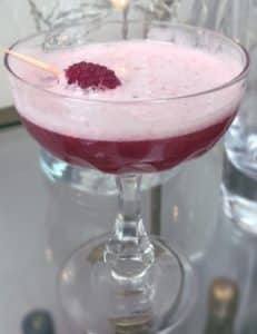 Berry 67 Cocktail