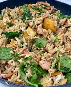 Easy Peasy Dirty Rice