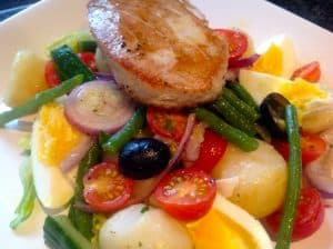 Easy Tuna Nicoise Salad
