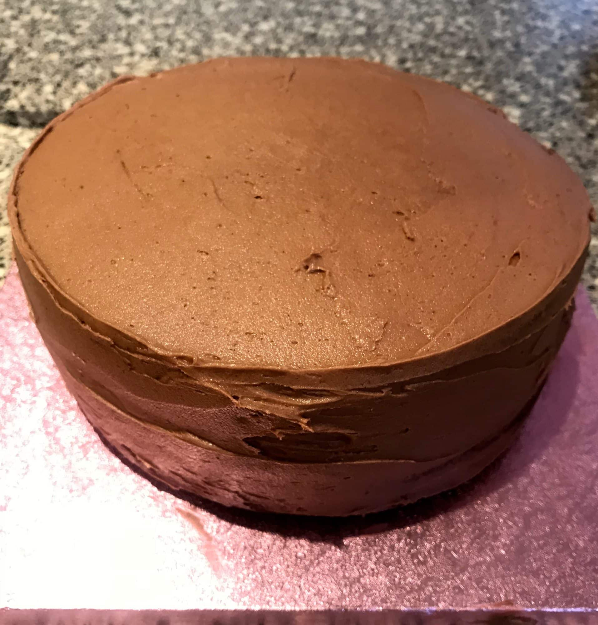 Easy Chocolate Birthday Cake Recipe Easy Peasy Lemon Squeezy
