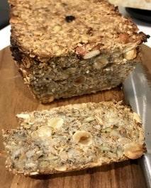 Gluten Free & Vegan Bread