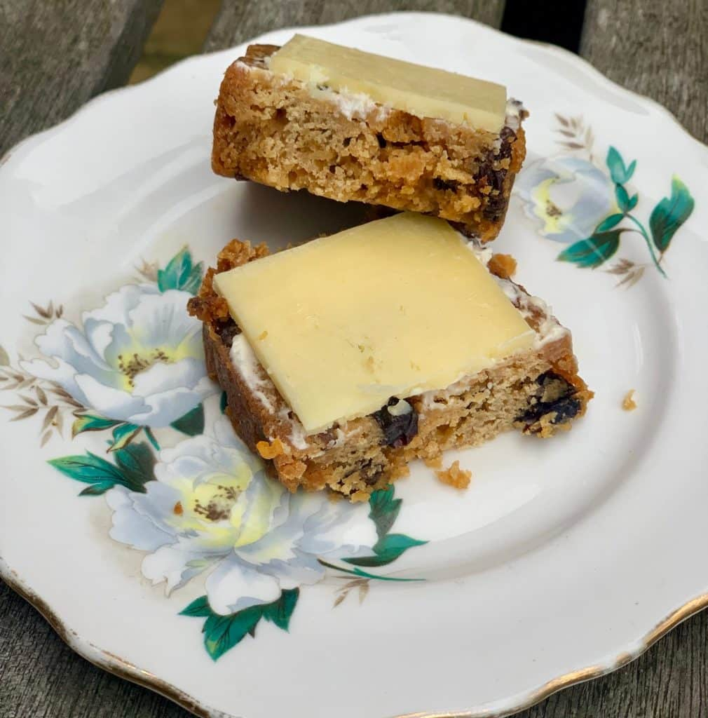 Lincolnshire Plum loaf cake