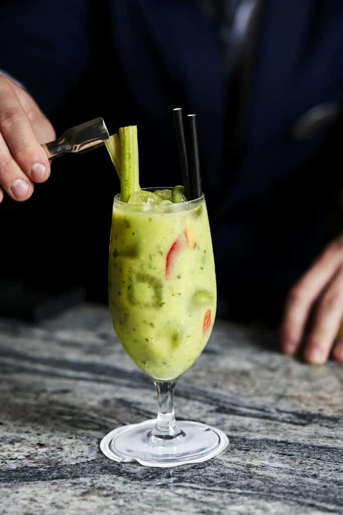 Green Dream Detox Cocktail