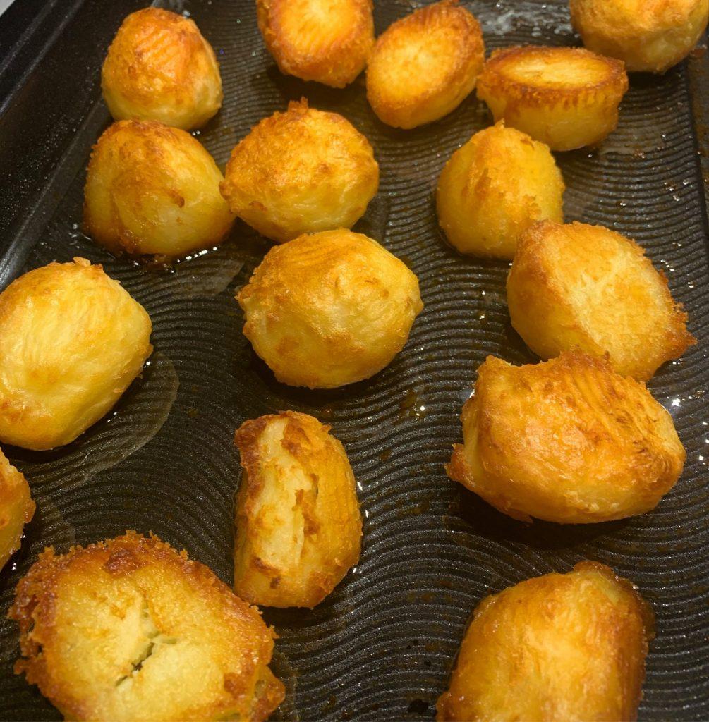 Easy Roast Potatoes