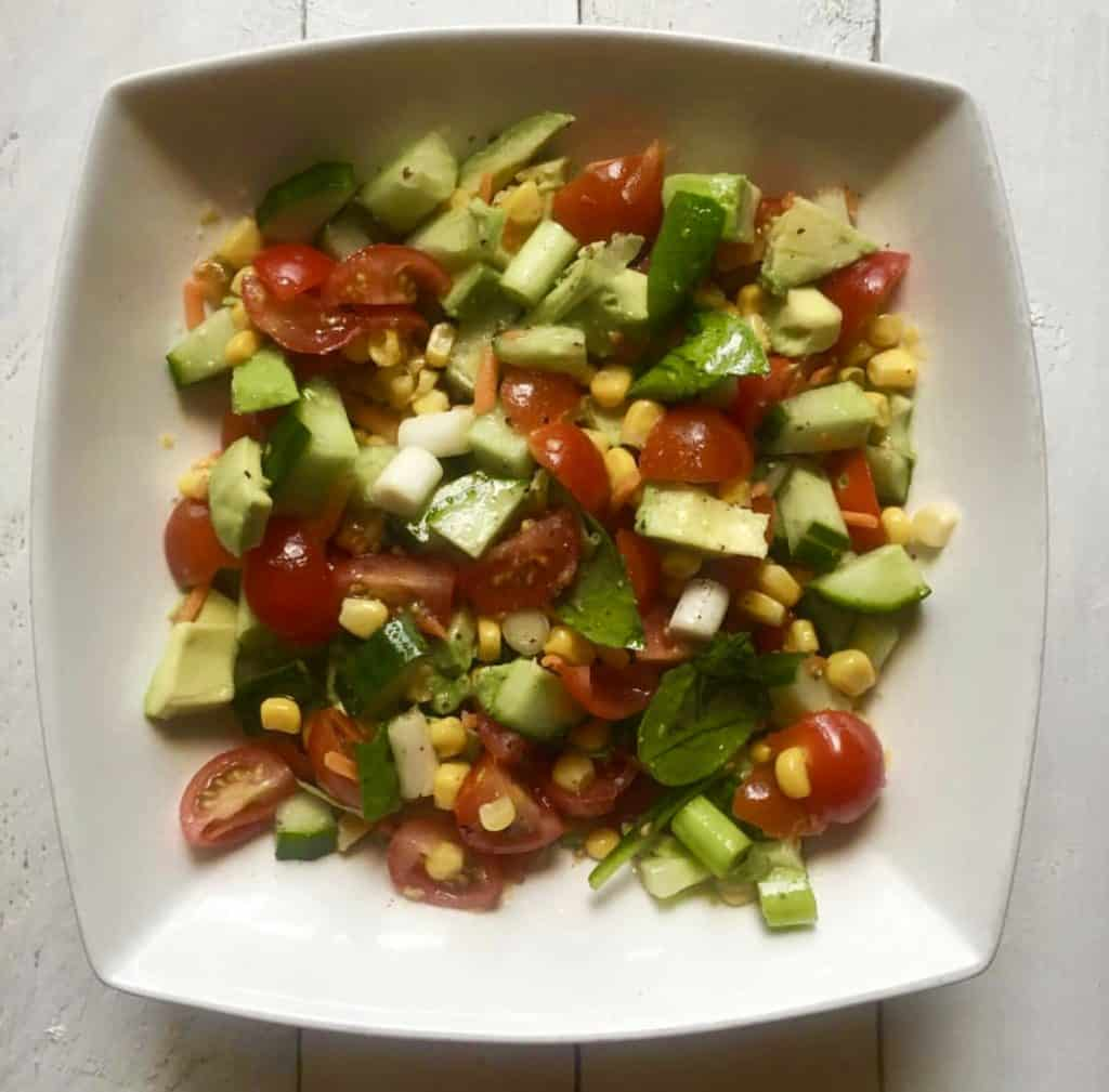 Avocado & Sweetcorn Salsa