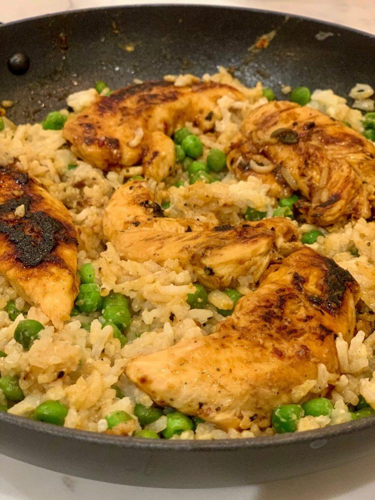Piri Piri Chicken Strips Slimming World