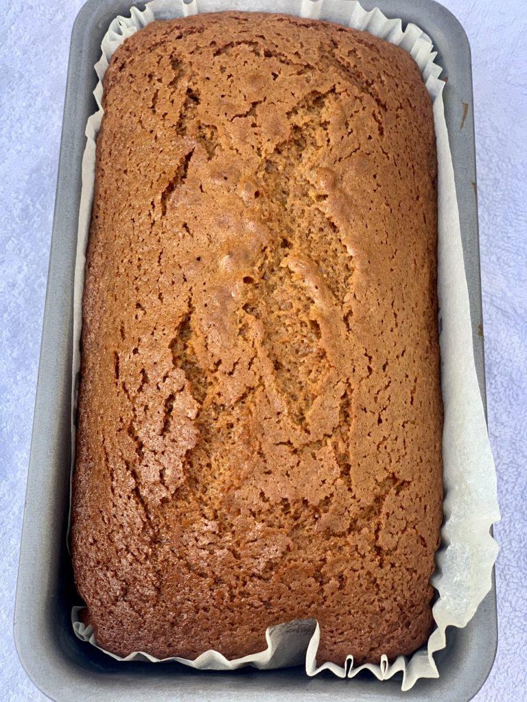 Easy Ginger Loaf Cake